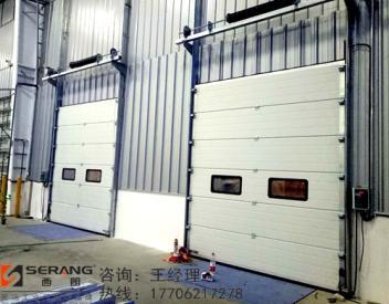 扬州保证室内光线效果好的工业滑升门