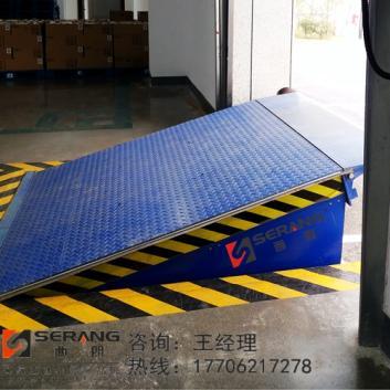 扬州出货用的电动升降装卸平台