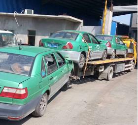 汽车呈现哪些状况是报废了_福州报废车回收