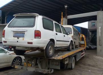 福州报废车回收拆解行业面临的问题