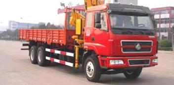 乘龙8吨-10吨随车吊|茂名拖车救援中心