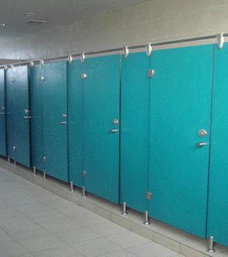 宁波专业卫生间隔断