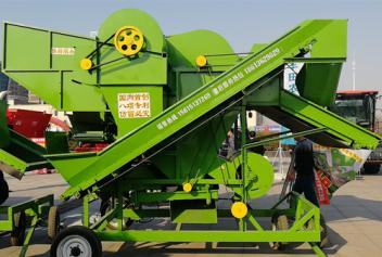 花生摘果机 多功能环保自动上料花生摘果机加工 北方农用机械
