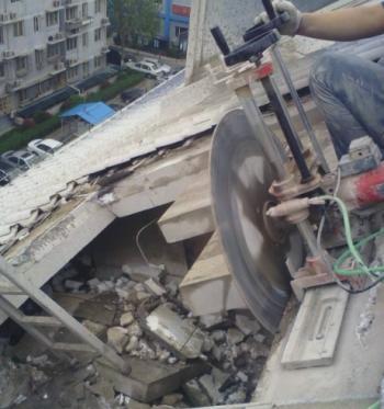 广州市一家专业的混凝土切割拆除割拆除公司