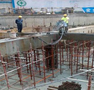 广州桥梁切割更专业/广州混凝土墙面切割