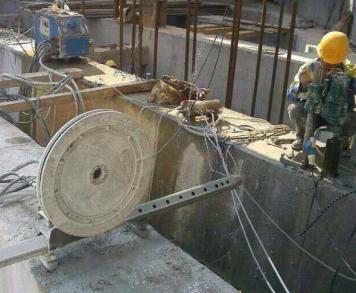 广州混凝土切割/支撑架切割