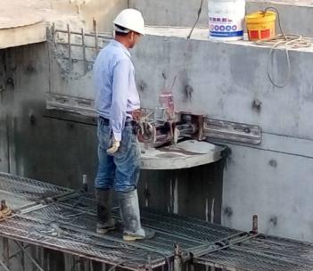 广州支撑架切割 混凝土切割 混凝土钻孔