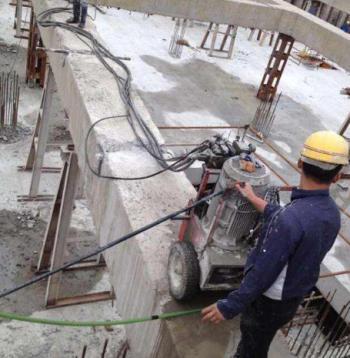 广州混凝土桥梁切割 先进的设备 一流的技术