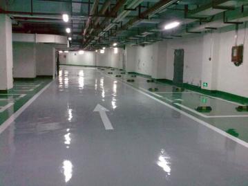 杭州环氧地坪漆的优点