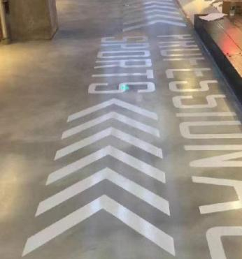 杭州地坪漆-艺术地坪漆--杭州环氧地坪漆