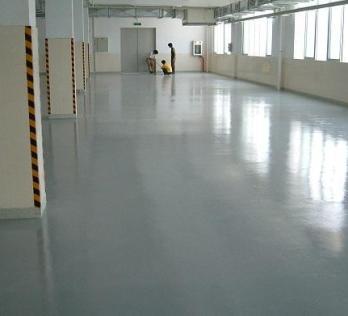 杭州水泥自流平施工