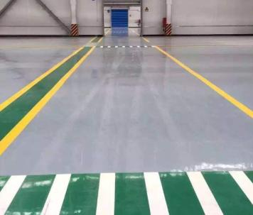 杭州环氧地坪漆具有耐强酸碱性