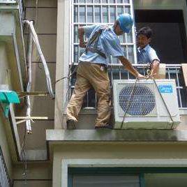 武汉专业空调拆装24全城服务