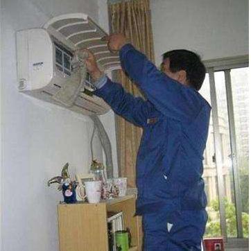 武汉专业空调拆装服务