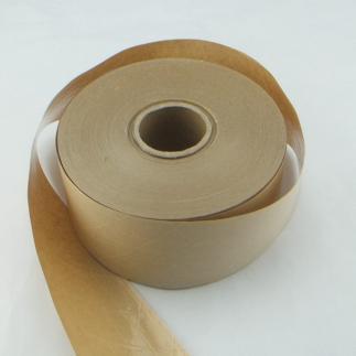 湿水夹筋牛皮纸胶带 36mm*50m牛皮纸封箱带胶带 专业厂家可按规格加工