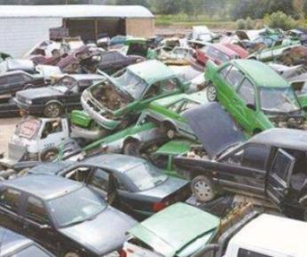 报废汽车拆解回收面临的问题