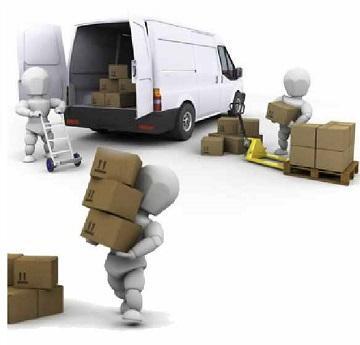 潍坊市搬家公司免费提供手推车搬家更方便