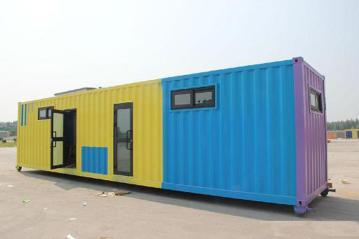 澄海集装箱活动房