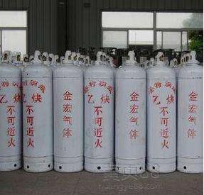 扬州乙炔配送|扬州气体配送