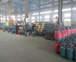 扬州液化气配送价格