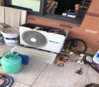 寿光空调维修24小时提供上门维修服务