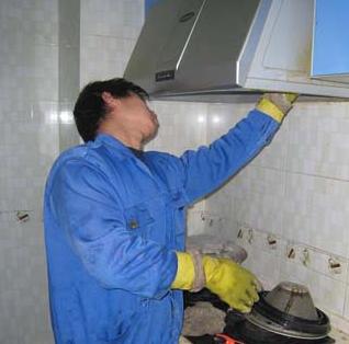 油烟机维修清洗方法大全