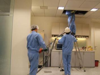 东莞寮步空调维修公司提供一站式空调维修服务