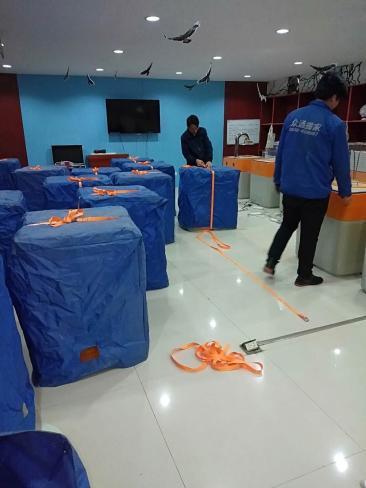 天水新众通搬家服务部电话预约上门服务更加方便快捷