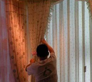 襄阳窗帘清洗-窗帘清洗的规范