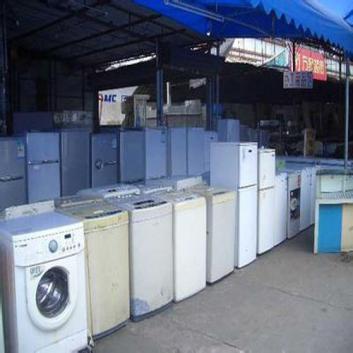 常州废旧物资回收公司上门回收各种废旧家电