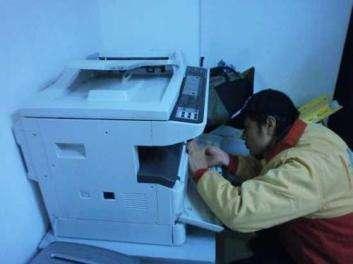 杭州打印机上门维修