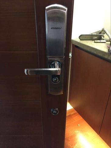 周口指纹锁安装技术过硬,素质过关,服务到位。