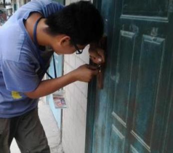 防盗门锁更换的注意事项|周口换锁