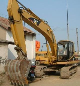 珠海挖掘机出租公司