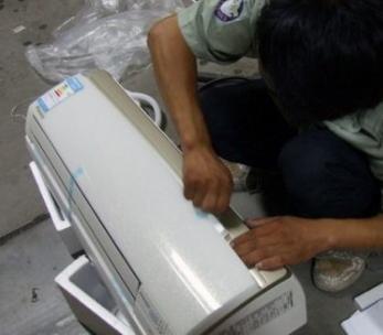 义乌家电维修公司维修各种中央空调,我们有专业从事中央空调维修多年的技术师傅,针对空调不通电,不启