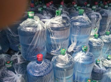江干区桶装水每一桶水都是原装生产