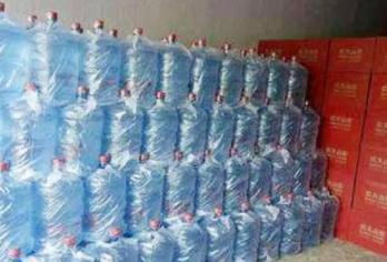 江干区桶装水配送热情真诚的服务江干区于各大公司