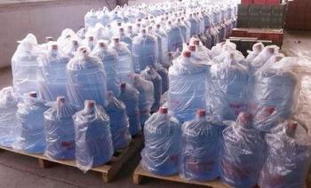 江干区桶装水专业的运输团队,送货上门。
