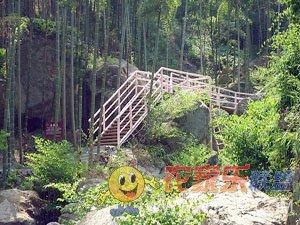 杭州农家乐听溪山居农家院优美的环境是您选择的好去处