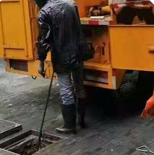广州新塘化粪池清理 服务为本 快速清理