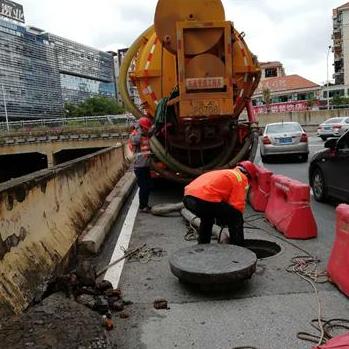 广州新塘管道疏通 疏通各种市政管道