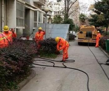 冷水江管道疏通公司承诺不疏通不收费