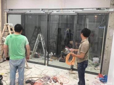杭州自动门|杭州自动门安装