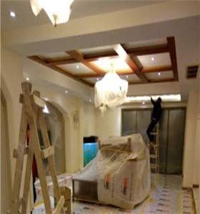 焦作保洁公司专业清洗外墙作业