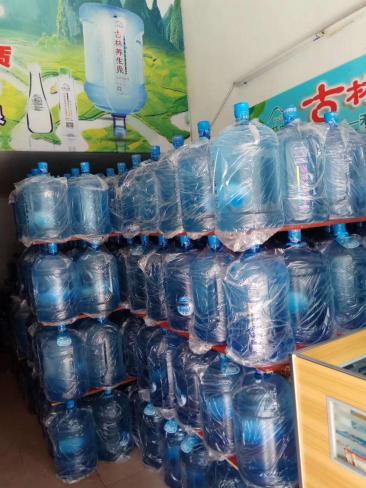 江门桶装水批发价格低水质优