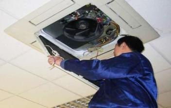 金华中央空调安装维修空调制冷效果差的原因
