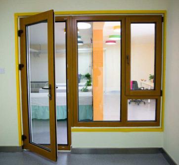 齐齐哈尔铝塑门窗公司