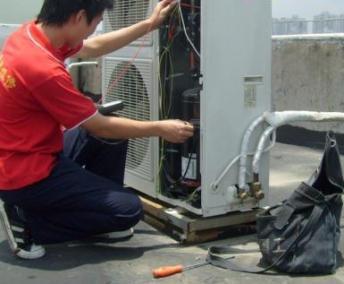 北海专业修空调  修不好不收费
