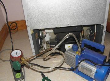 北海专业冰箱维修、空调维修
