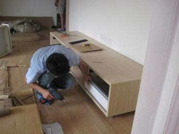 汉阳区家具安装拥有管理经验丰富的员工队伍